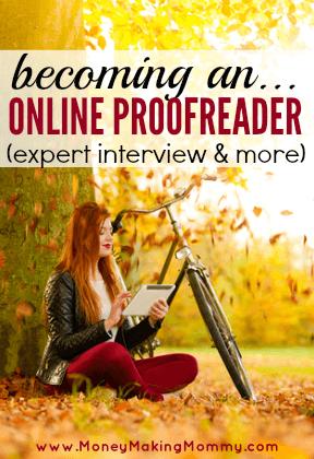 Online Proofreading