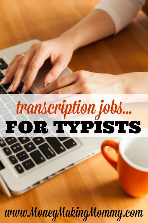 Transcription Jobs for Typists