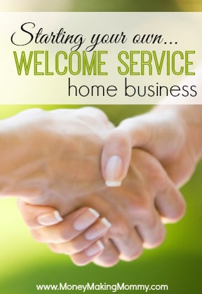 Welcome Service Home Business