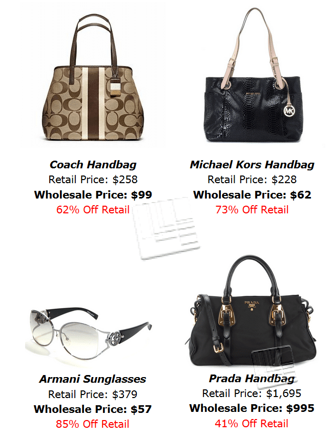 Wholesale Designer Handbags Where To Buy Them