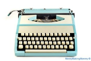 Becoming a typist.