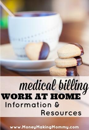 Medical Billing Work at Home