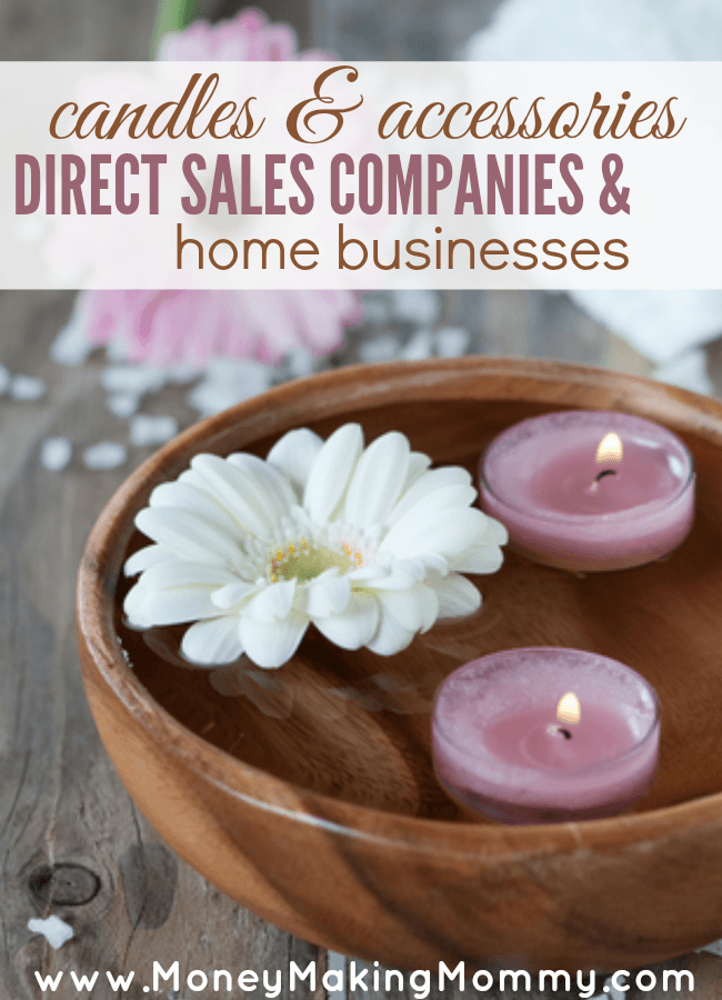 Candle Direct Sales Companies