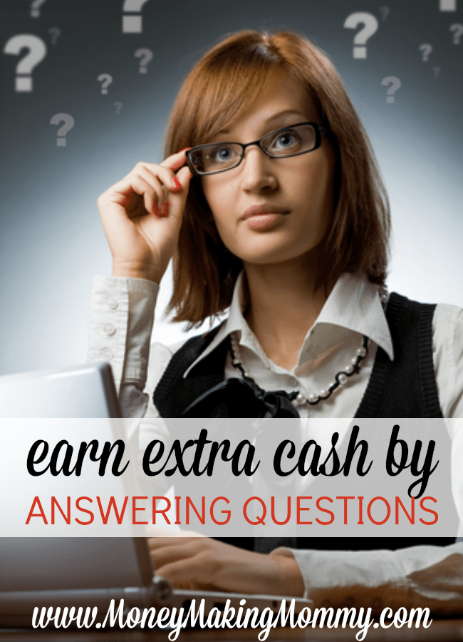 Earn Cash Answering Questions Online