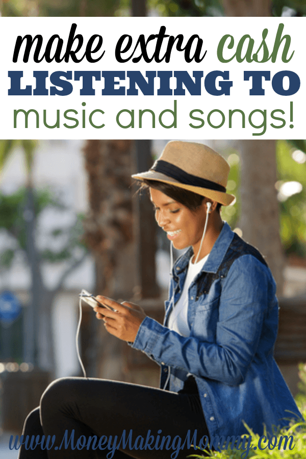 Earn Cash Listening and Reviewing Music