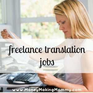 Freelance Translation Jobs