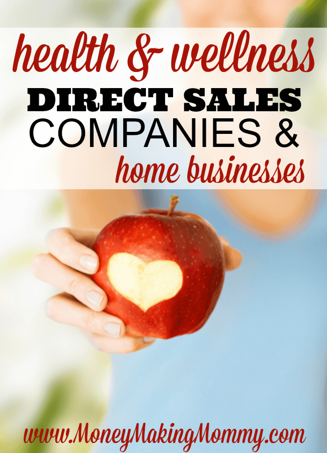 Health and Wellness Direct Sales Companies