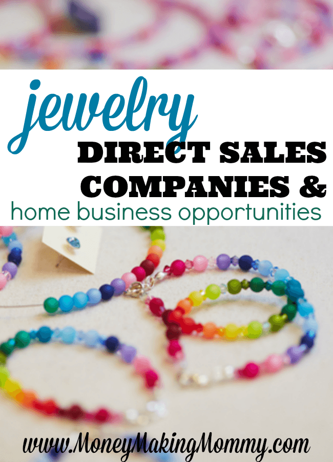 Direct Sales Jewelry