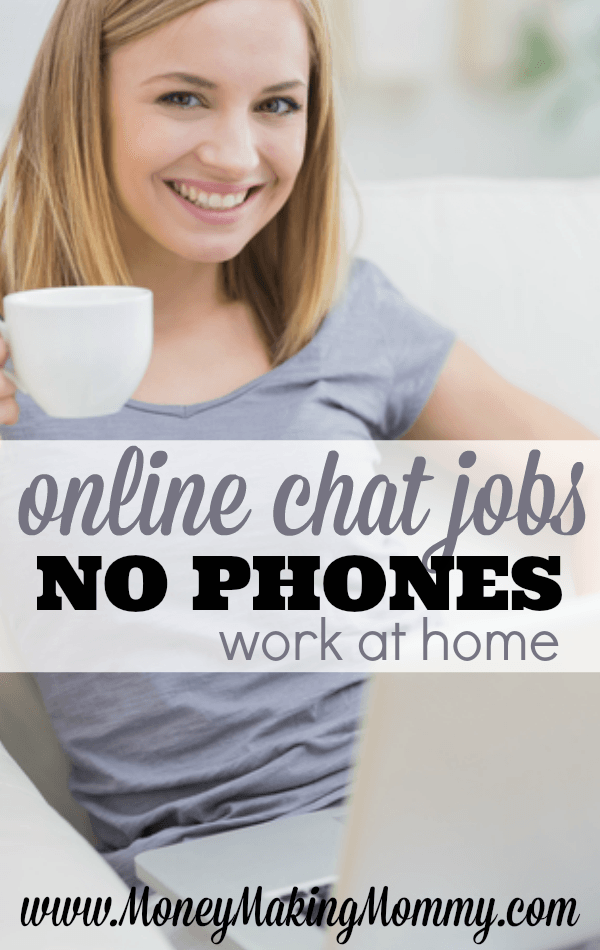 chat jobs