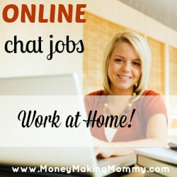 Online Chat Jobs