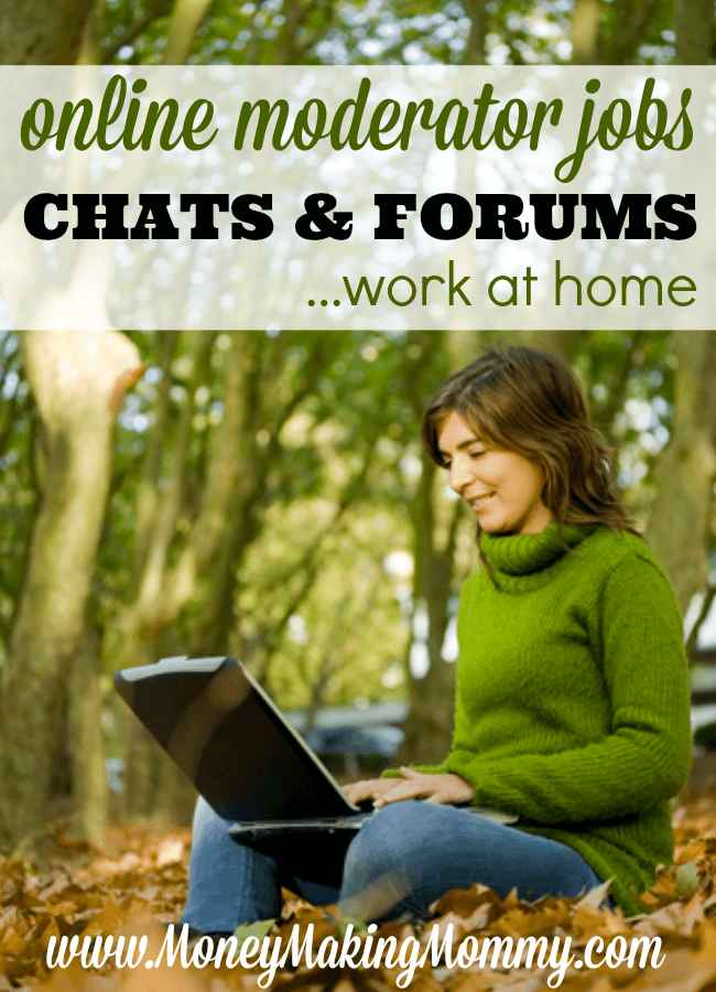 Online Moderator Jobs That Are Work From Home