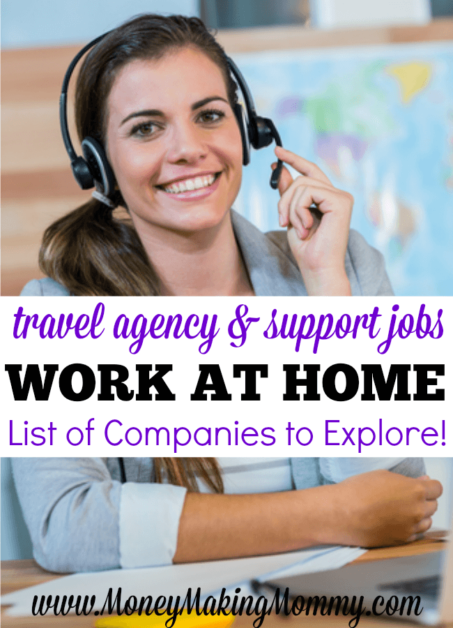 work from home agencies travel agent jobs from home 8985