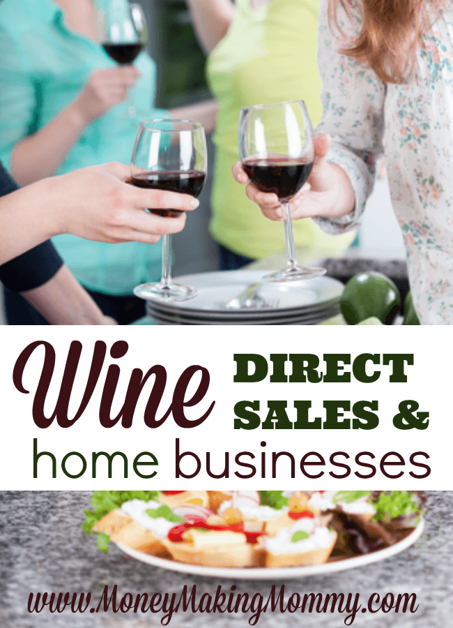 Sell Wine From Home