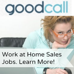 goodcall sales jobs