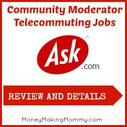 Ask Moderator Jobs