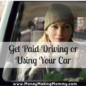 Get Paid Using Your Car or Driving