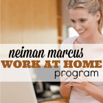 Neiman Marcus Work from Home Program