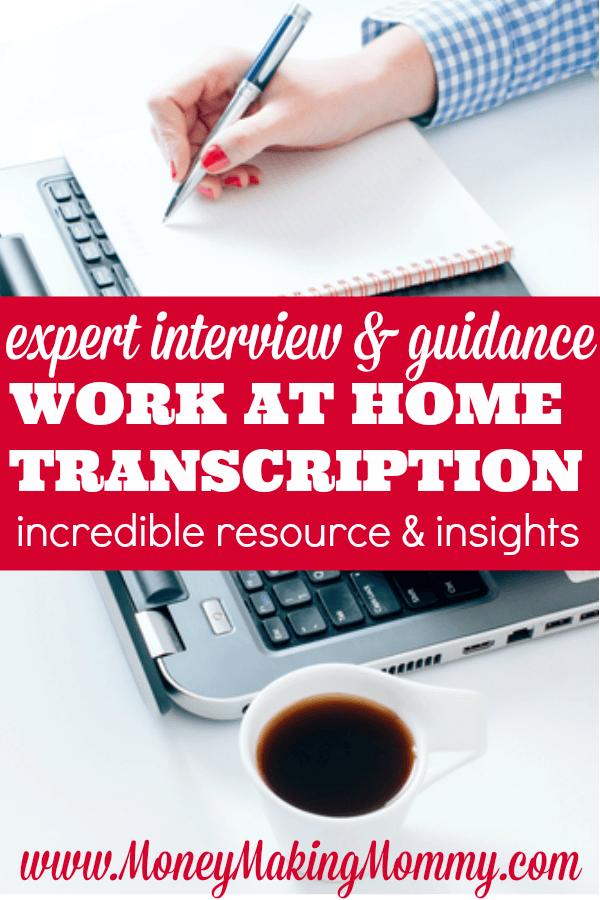 Legitimate Transcription Jobs At Home