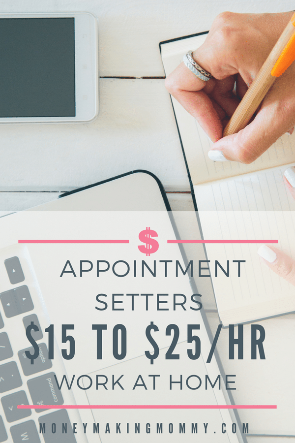 If you're looking for appointment setter jobs that let you work at home, you'll want to check out this opportunity. This company lets you stay home setting appointments for their clients and pays well. - MoneyMakingMommy.com  - https://www.moneymakingmommy.com/grab-your-phone-and-work-for-blue-zebra/ #appointmentsetter #workfromhome