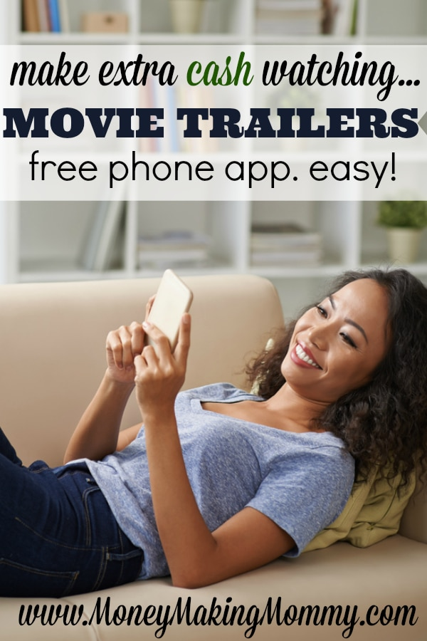 App Trailers - Earn Cash
