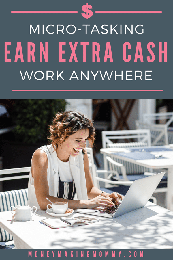 Microtask jobs are a great way to earn extra cash from just about anywhere that you can get internet. Here's a microtasking opportunity to check out. - MoneyMakingMommy.com - https://www.moneymakingmommy.com/is-cloudcrowd-as-good-as-the-name-sounds/ #microtasks #microtasking #workfromhome