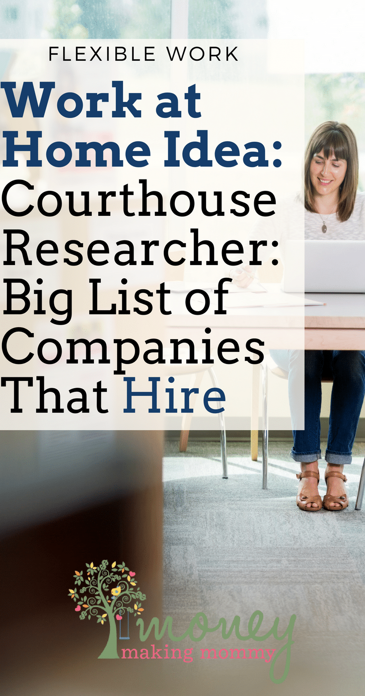 Courthouse Research Jobs