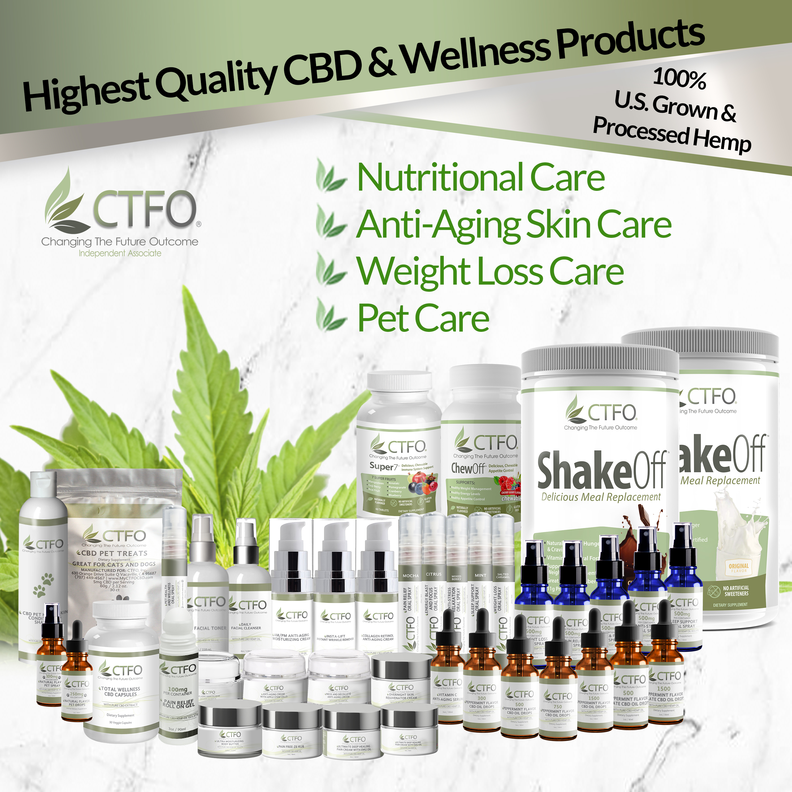 CTFO Business