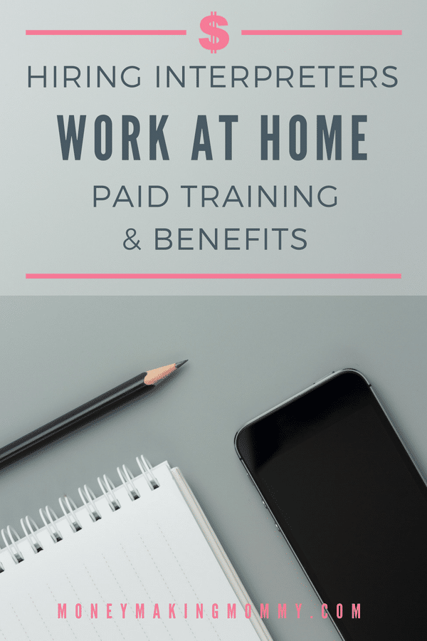 If you are fluent in more than one language and longing for a career as an interpreter -- here's one that lets you work from home too! Benefits and paid training for some positions as well. Many interpreter jobs are currently open and many languages needed.  Learn more about the requirements, salary and more. - MoneyMakingMommy.com - https://www.moneymakingmommy.com/cyracom-international-needs-bilingual-interpreters/ #interpreter #workfromhome #jobs #career