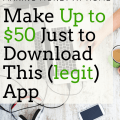 Earn $50 Using This Legit App