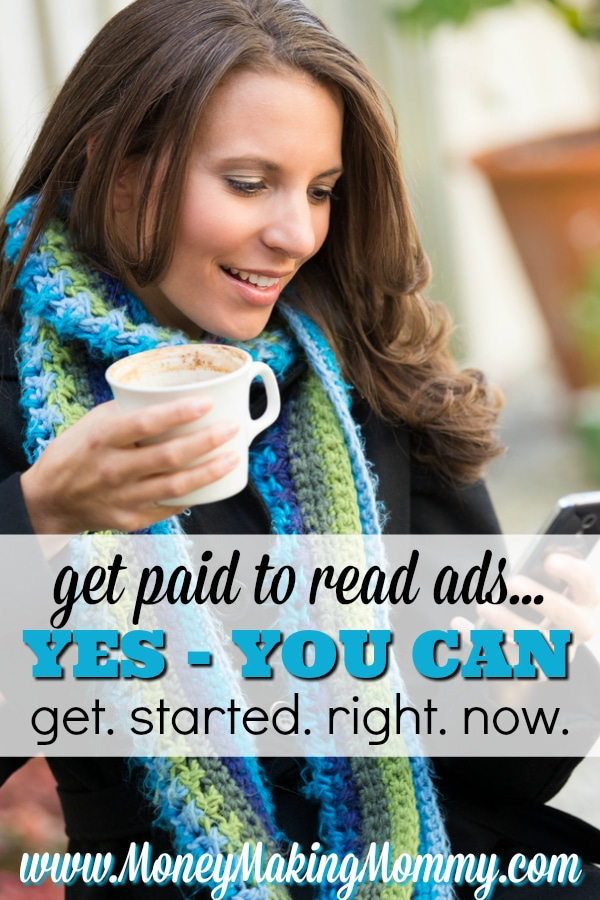 Get Paid to Read Ads - Yes
