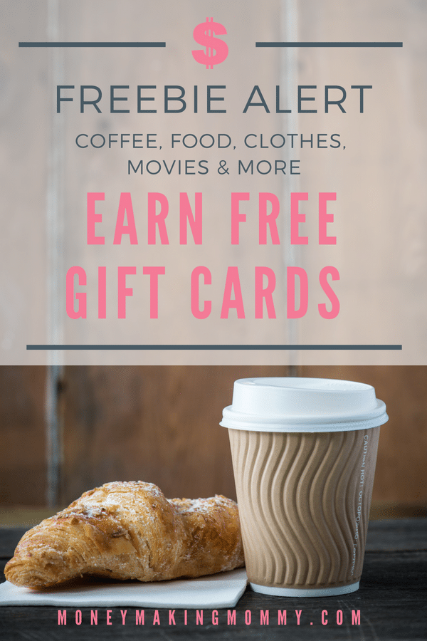 Earn free giftcards for yourself or to give as gifts. Many giftcards to choose from, like Starbucks, Amazon and Walmart. Learn how to get started, Full review. -MoneyMakingMommy.com - https://www.moneymakingmommy.com/instagc-review-instant-pay-simple-tasks/ #freebies #free #freestuff