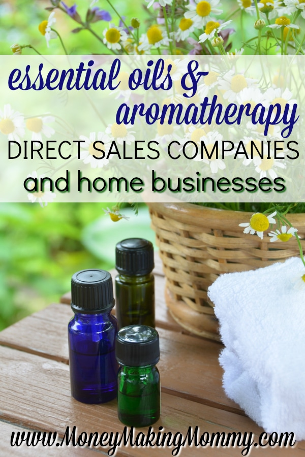 My Essential Oil Business - Directory of Companies