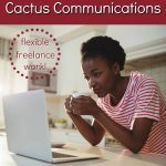 Work at Home as an Editor with Cactus Communications
