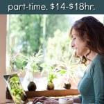 $14 – $18hr, Part-time ESL Online Tutoring Work at Home Gig
