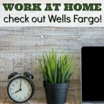 Work at Home for Wells Fargo [Options, Pay & Applying]