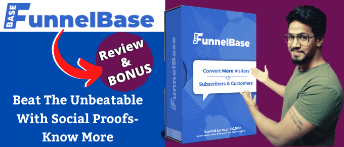 Funnel Base Review – Autopilot Technology- Capture Testimonials, Reviews And Product Proof