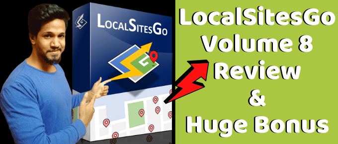 LocalSitesGo Volume 8 Review | Copy This 6 Figure Business Model