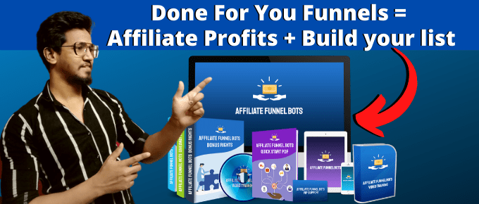 Affiliate Funnel Bots Review – Build A List in 60 Seconds – with Affiliate Funnels Bots 2020