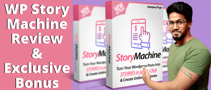 WP Story Machine Review