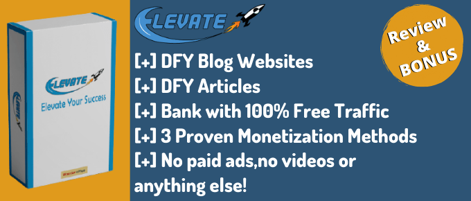 Elevate Review