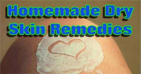 Homemade Dry Skin Recipes