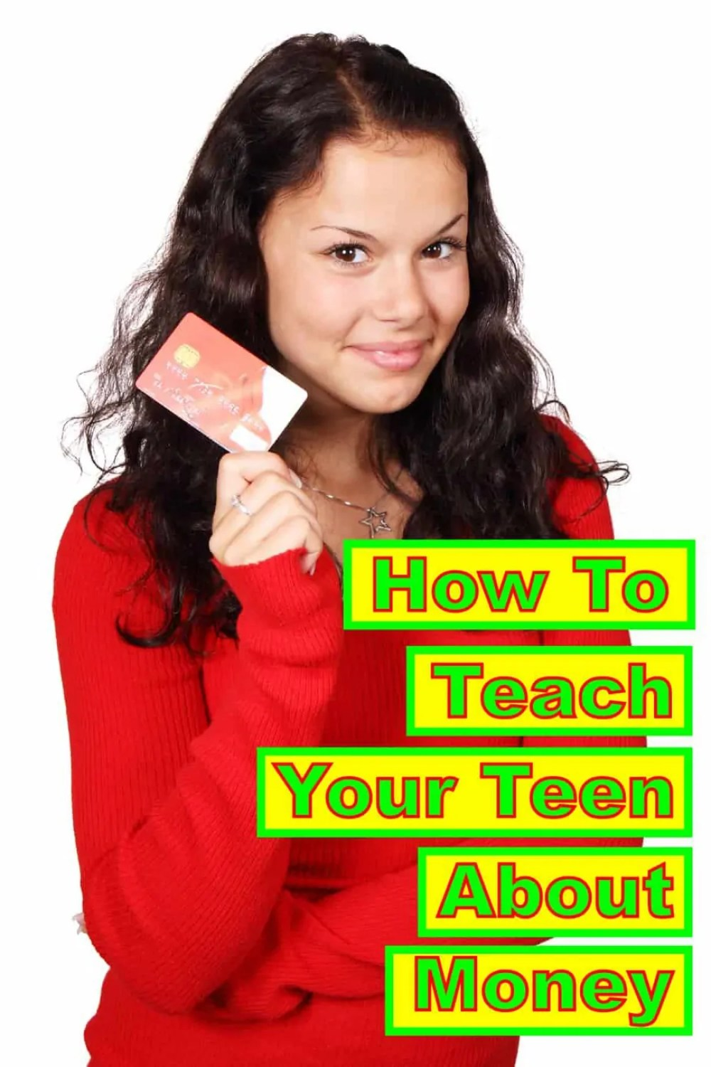 Teach Your Teen to Manage Money