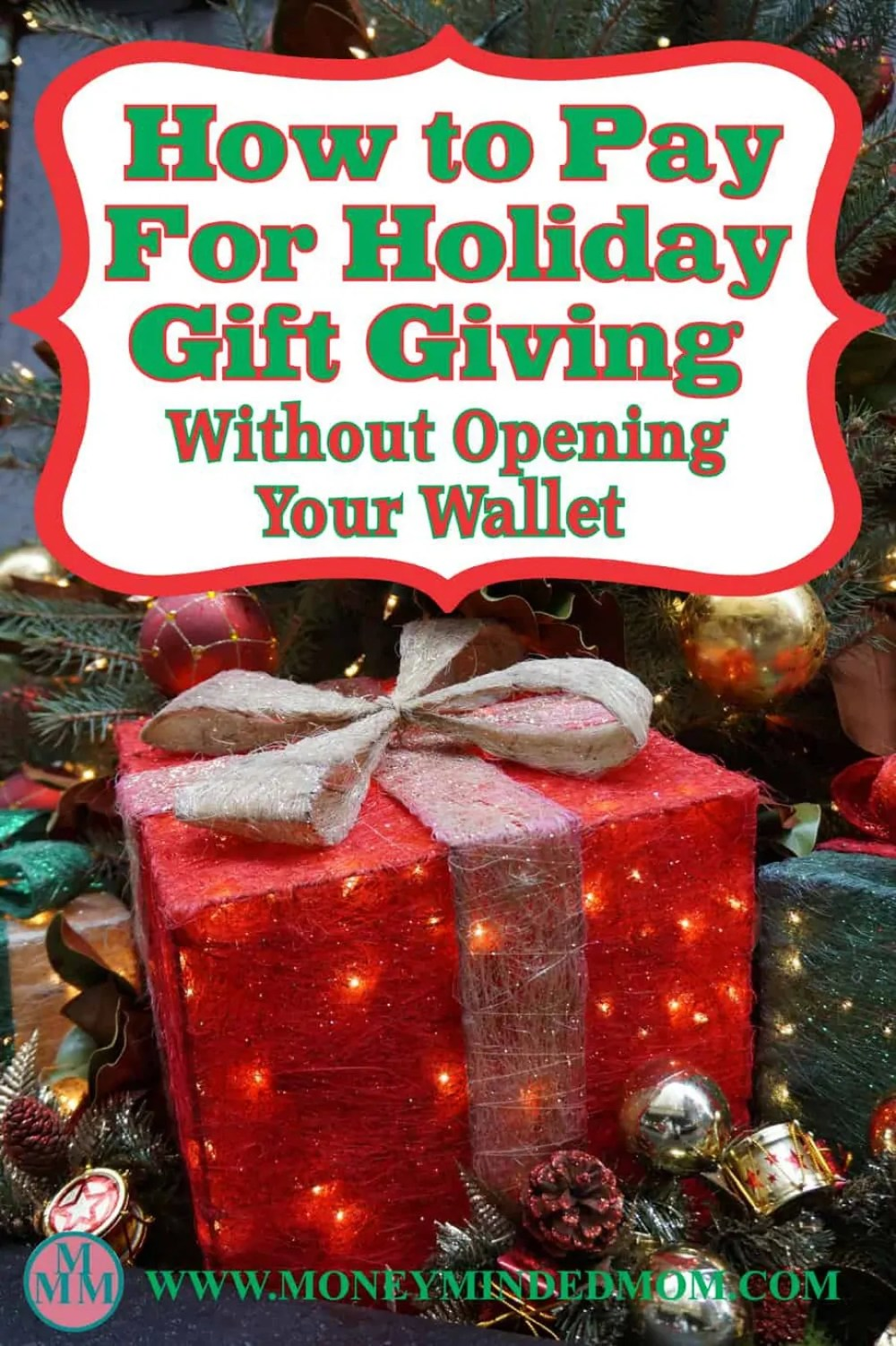How To Pay For Holiday Gift Giving