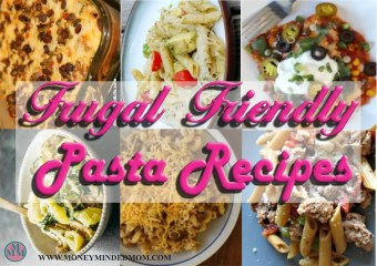 Frugal & Easy Pasta Meals Looking for frugal & easy pasta meals? I put together some great pasta recipes that will spice up dinner time. Plus you know your kids will love them, what kid (or adult) doesn't love pasta!!