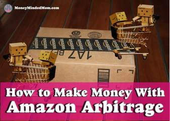 How to Make Money With Amazon Arbitrage ~ Selling items in Amazon is a great way to make extra money or even start a business full time. If you are thinking of selling on Amazon, then retail Arbitrage is where you should start. Read on for some tips on starting to make money online with Amazon.