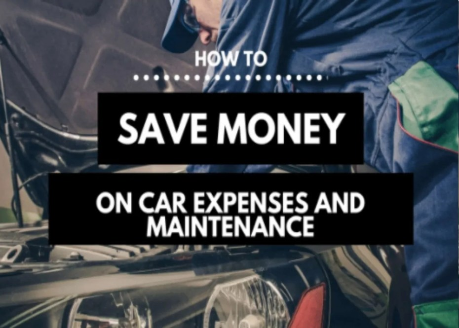 How to Save Money on Car Expenses and Maintenance ~ Car maintenance can get expensive, especially if you don't maintain your vehicle. I have some budget friendly tips that will keep your car in tip top shape that will save money.