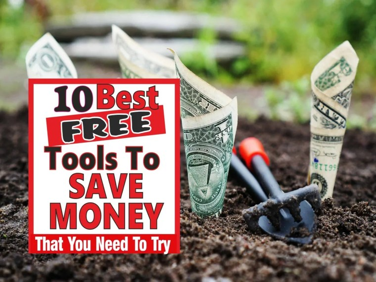 10 Best Free Tools To Save Money That You Need To Check Out ~ There are so many ways to save money these days. You just need to know where to find some great tools that will help you save money. Check out which ones are the best to help you save the most. saving money | money saving tips | save money | how to save money | frugal living | frugal living tips | thrifty #savingmoney #moneysavingtips #frugalliving # frugallivingtips