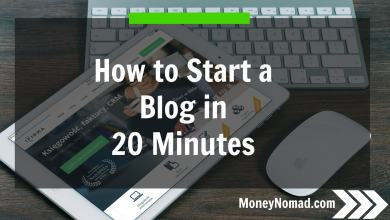 Photo of How to Start A Blog in 20 Minutes – The Ultimate Guide