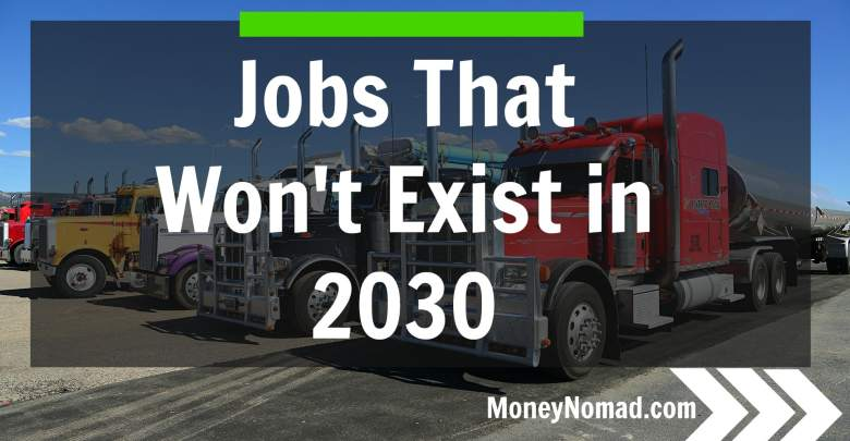 Jobs that Won't Exist in 2030