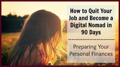 Photo of How to Quit Your Job and Become a Digital Nomad in 90 Days: Week 2
